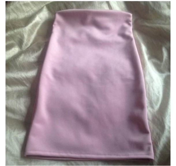skirt pink two piece skirt