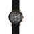 26% off - Michael Kors Gold-plated and black silicone watch, Designer Jewellery Sale, Michael Kors Watches, SECRETSALES