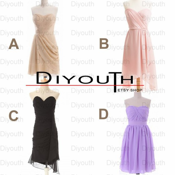 peach dress short bridesmaid dress cheap bridesmaid dress lilac prom dress evening dress prom cheap bridesmaid dresses peach dress summer spring