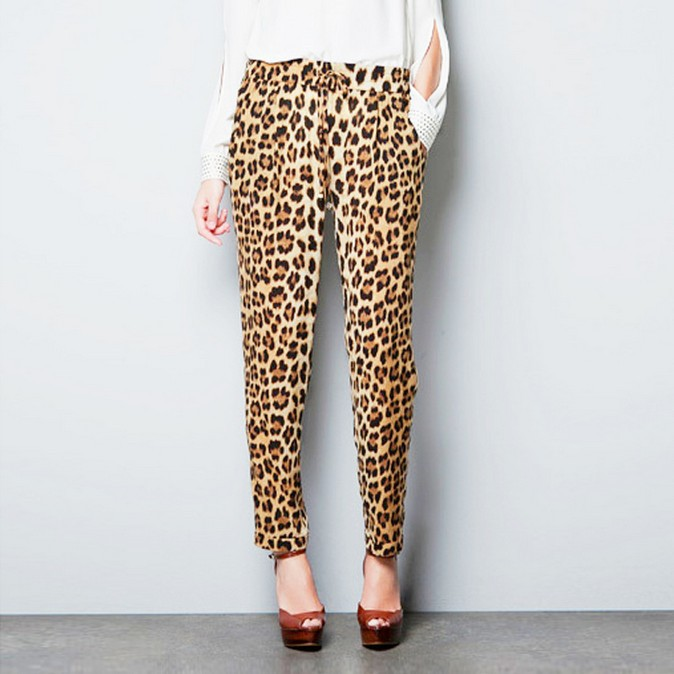 Leopard Pants for Women, Brown Leopard Plush Lounge Pant, $20 So cozy! These plush lounge pants for women are a really fun brown leopard pattern. These awesome pajama pants have an elastic waist with a drawstring tie.