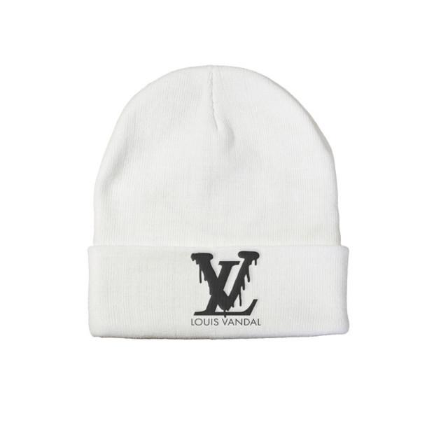 louis vuitton louis vandal hats and beanies diabolical rabbit 0241587e678