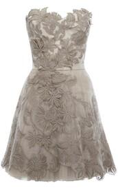 dress,floral dress,prom dress,cute dress,lace dress,lace,grey,sweetheart dress,fashion,vintage,bridesmaid,short prom dress,homecoming dress,graduation dresses,prom,semi formal,pretty,elegant