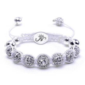 jewels crystal quartz eye joseph nogucci shiny silver