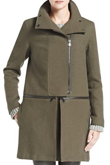 Anise Zip Off Coat | J Brand