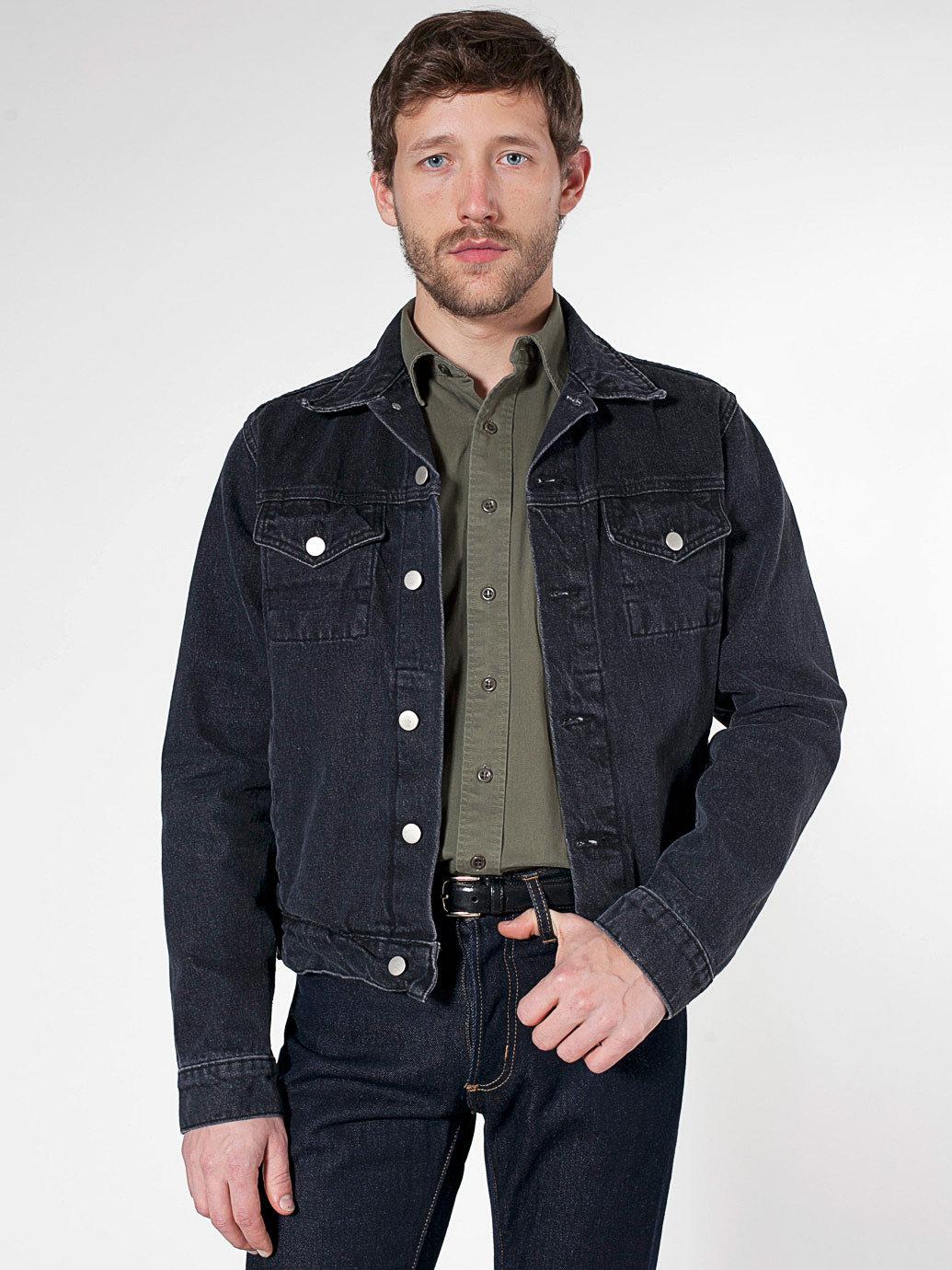 Denim Jacket | American Apparel