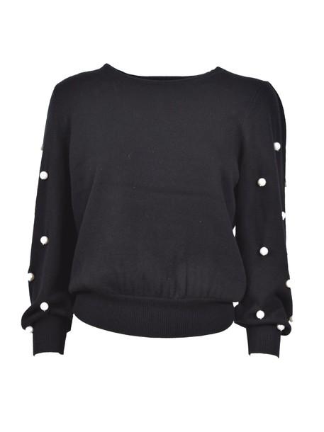 Marc Jacobs jumper pearl embellished sweater
