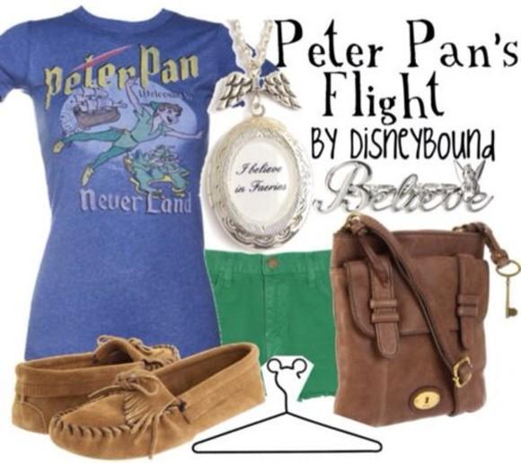 disney shirt peter pan