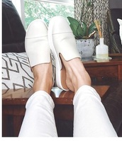 shoes,slip on shoes,white sneakers,loafers