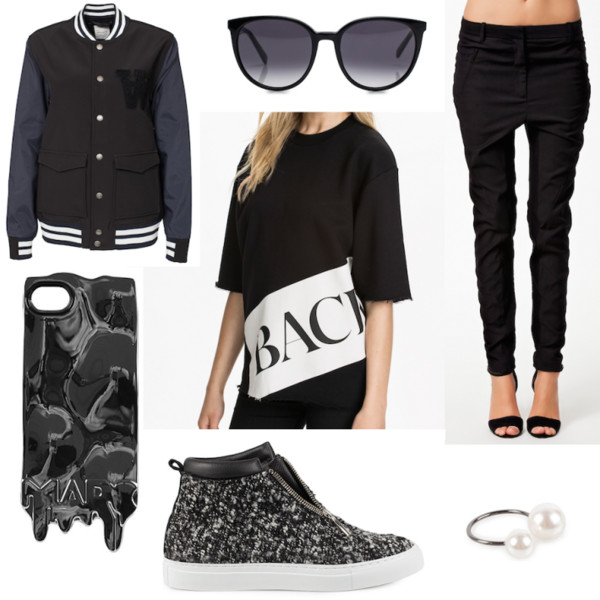 lovely by lucy blogger jacket sunglasses jewels