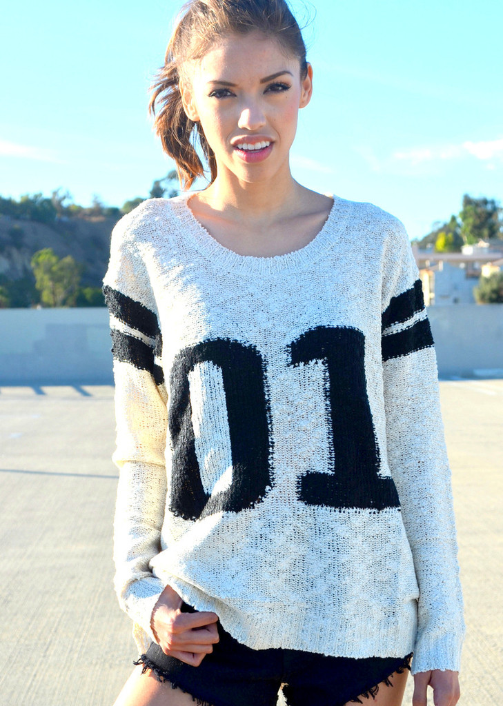 Number 1 sweater – shopcivilized