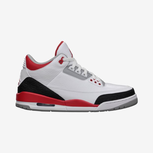 Nike Store UK. Air Jordan 3 Retro Men's Shoe