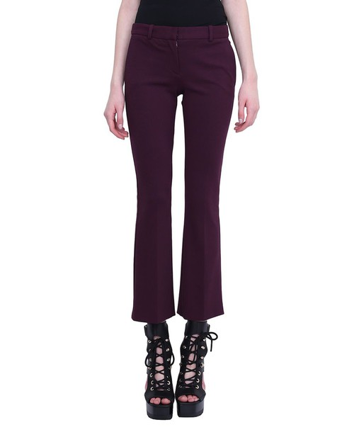 VERSACE pants cropped