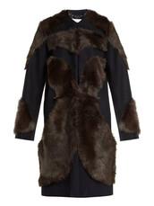 coat,wool coat,tiger,navy,wool