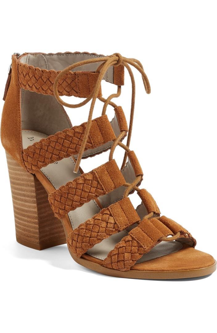 Hinge Desi Block Heel Sandal (Women) | Nordstrom