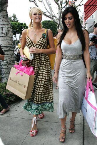 dress waist grey long belt kim kardashian grey dress waist belt