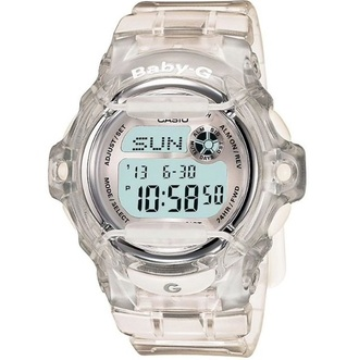 jewels jewelry watch watches for women clear transparent see through sportswear accessories sporty athletic cute