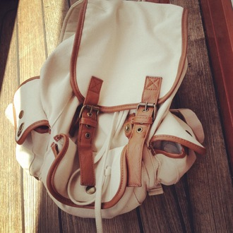 bag cream color