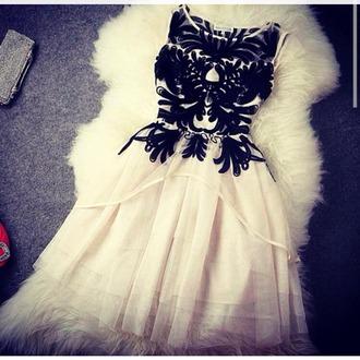 dress black dress white dress black and white dress short dress