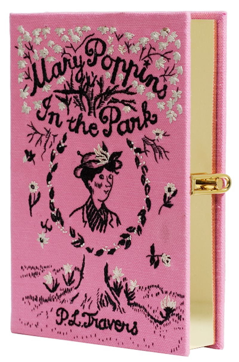 Mary poppins clutch