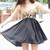 SABO SKIRT  Black Jewel Dress - $68.00