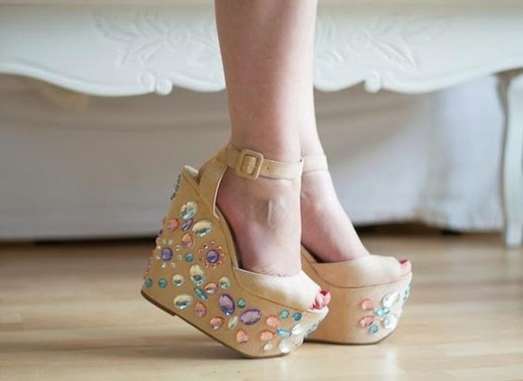 women fashion shoes crystal crystal shoes