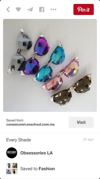 sunglasses mirrored sunglasses pink sunglasses colorful fashion style forever 21 accessories summer accessories accessory summer