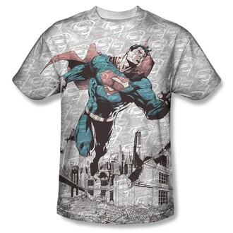 t-shirt teehunter superman superman shirt comic shirt comics superhero superheroes