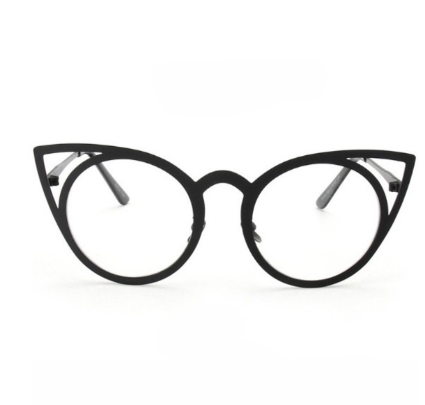 sunglasses girly black cat eye cat eye style