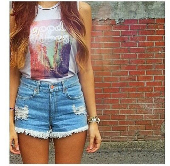 california denim shorts ripped shorts