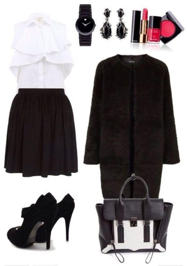 shirt сумка обувь bag blouse shoes jewels