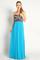 Estrilla blue & embroidered maxi dress – boutique posh