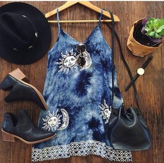 dress astrology blue sun