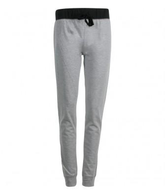 pantalon de jogging gris chiné - joggness Jennyfer