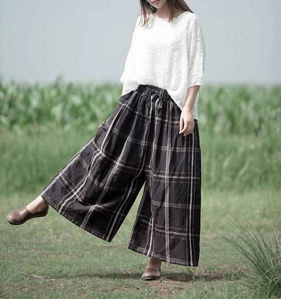 pants large size pants