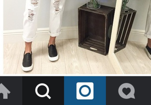 shoes black white slip on shoes like populair sexy plz love wow schoenen style mooi nice iknow slip on shoes iwantthisreallybad likes sexy dress @helpme nice shoes iknowheretogetit jeans