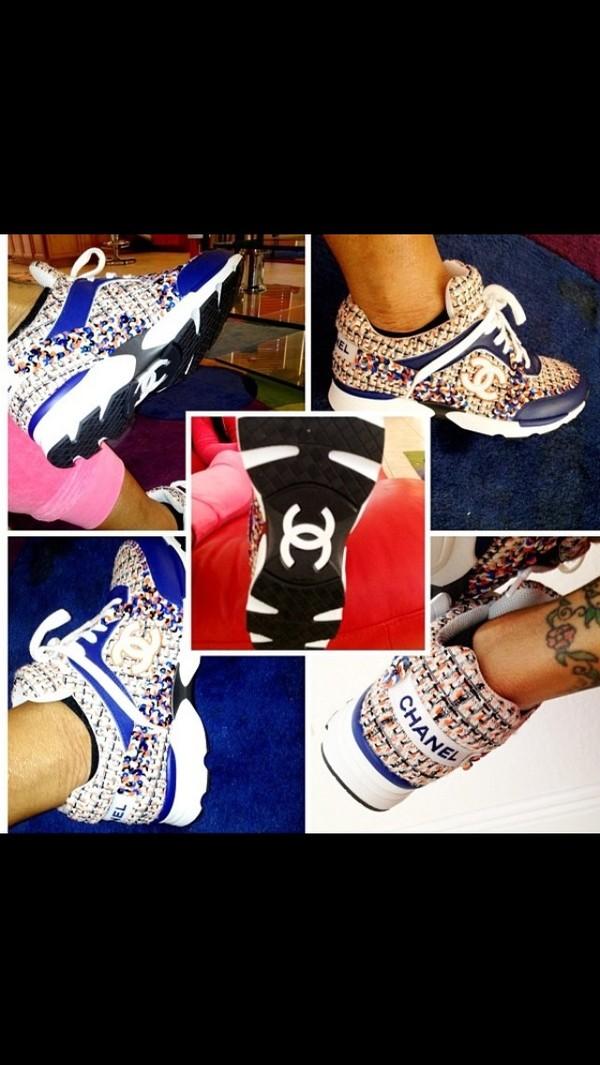 shoes chanel urban sparkle