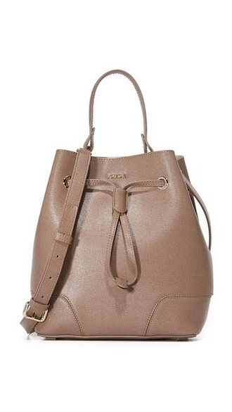 drawstring bag bucket bag