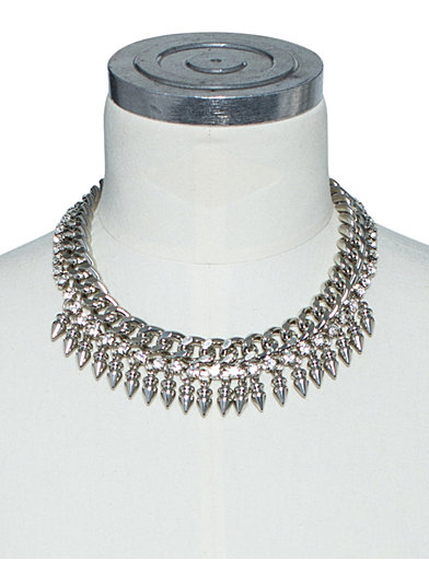Kelly Necklace - Notion 1.3 - Silver - Smycken - Accessoarer - Kvinna - Nelly.com