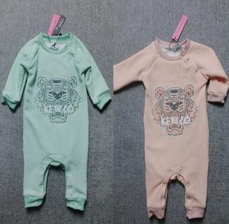 jumpsuit fashi kenzo sweatshirt kenzo kenzo tiger body baby clothing