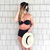 for all things lovely,blogger,top,pants,jewels,bag,swimwear,shorts,shoes,hat,t-shirt,sunglasses