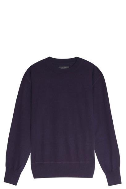 Isabel Marant sweater purple