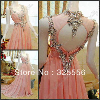 Aliexpress.com : buy new 2014 arrival long sleeves crystals beading heavy sexy see through cocktail dresses vestidos de fiesta dress from reliable dress fringe suppliers on my queen's wedding store
