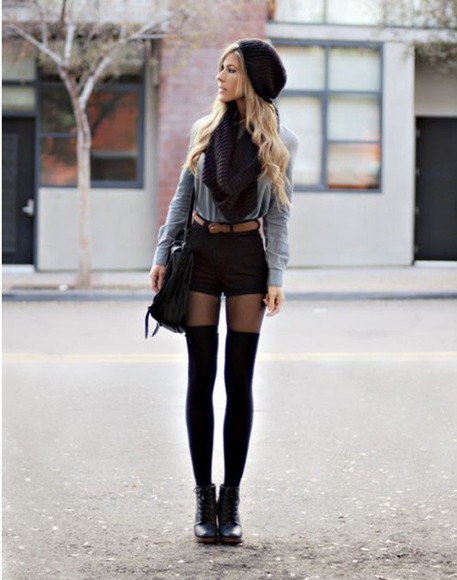 short coat comfy beanie pants sweater leggings socks tights knee high socks underwear bag