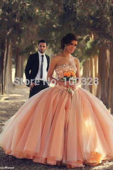 Aliexpress Com Buy Custom Made Ball Gown Floor Length