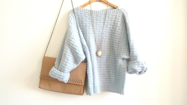 swimwear sweater blue cute winter sweater