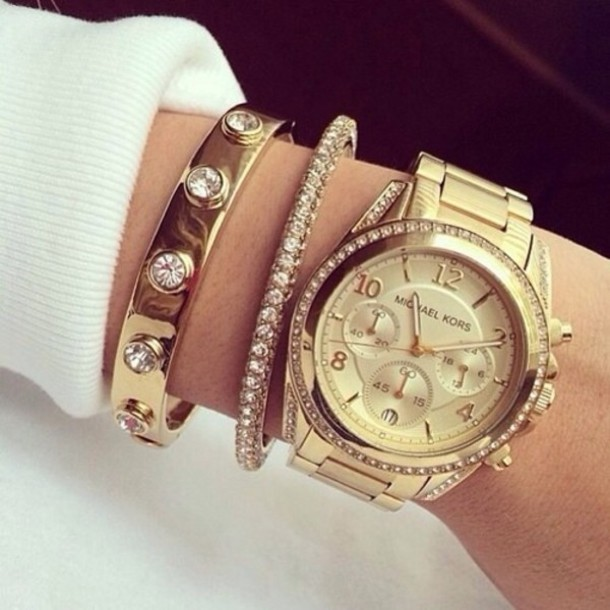 jewels gold michael kors rose gold michael kors michael kors watch michael kors watch gold
