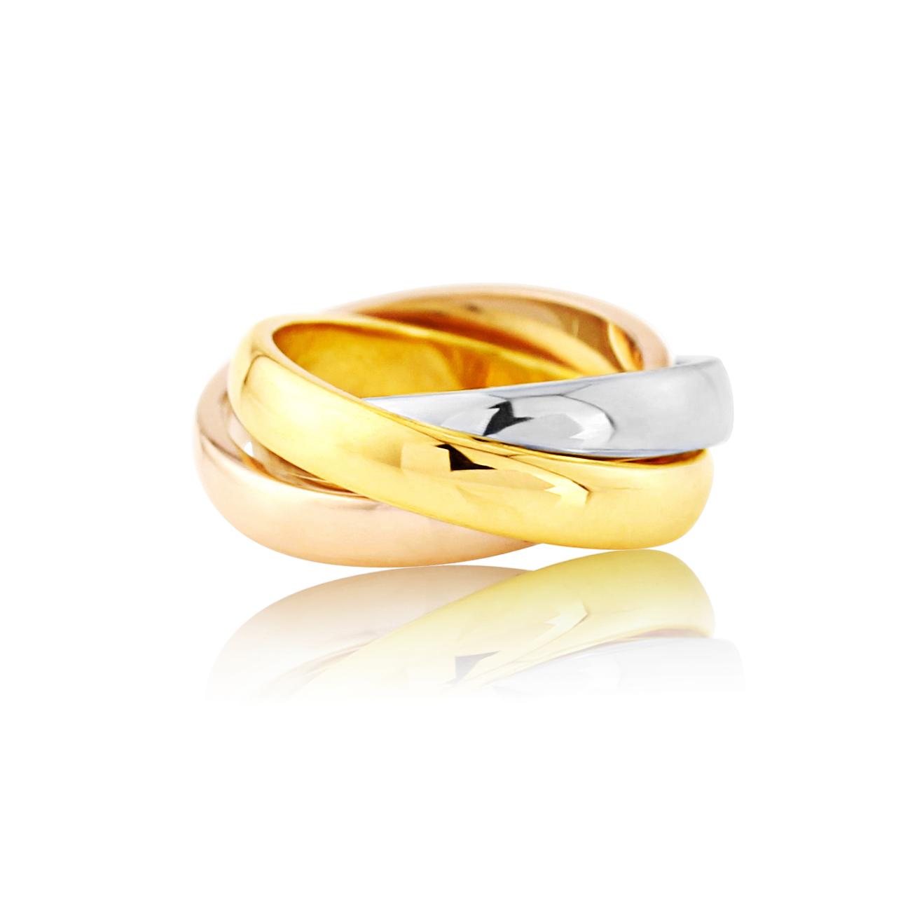 Walton Gold Russian Wedding Ring