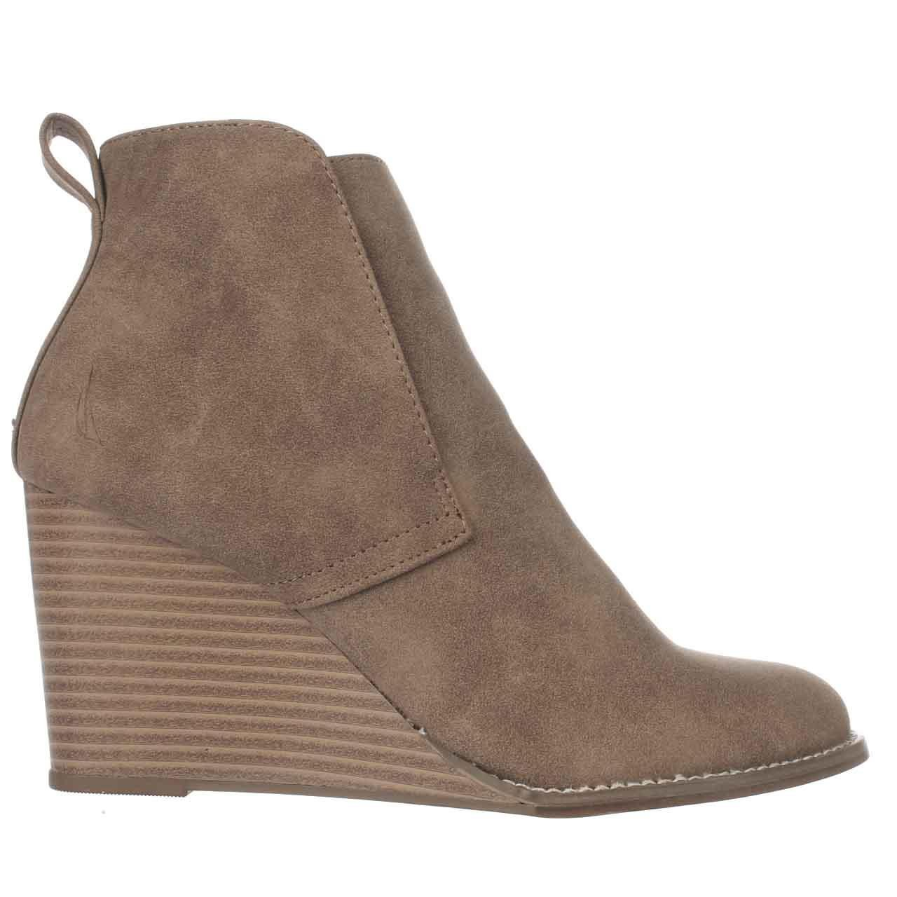 048c4079469 Nautica Calyan Wedge Ankle Boots