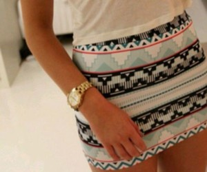 aztec cute print skirt pretty cute skirt aztec skirt