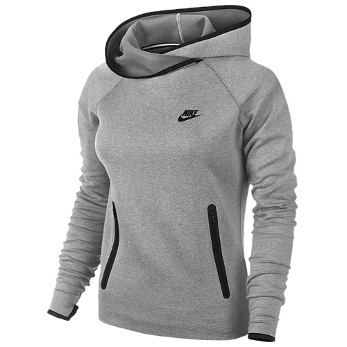 Nike Tech Fleece Funnel PO Hoodie Women's at Eastbay